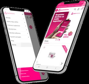 Apotekamo mobile app