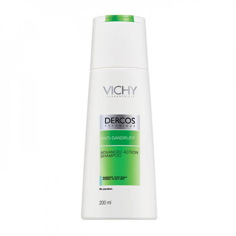 Vichy šampon protiv peruti za masnu kosu