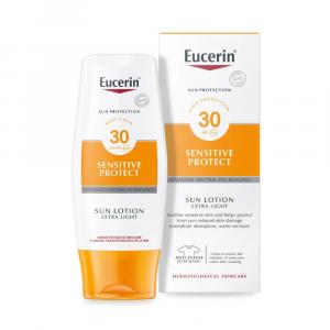 Eucerin sun lotion extra light