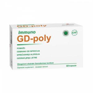 GD-poly kapsule