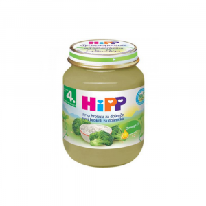 Hipp kašica brokoli-pirinač