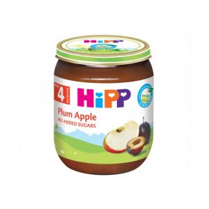 HIPP MPLUM AND APPLE  125G