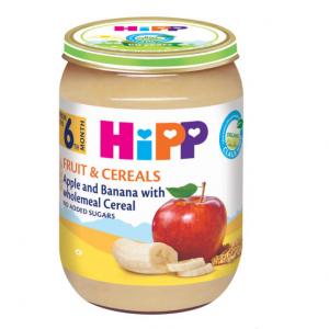 Hipp kašica žitarice jabuka i banana