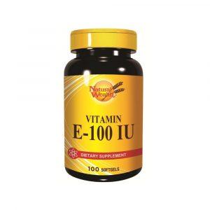 Vitamin E kapsule
