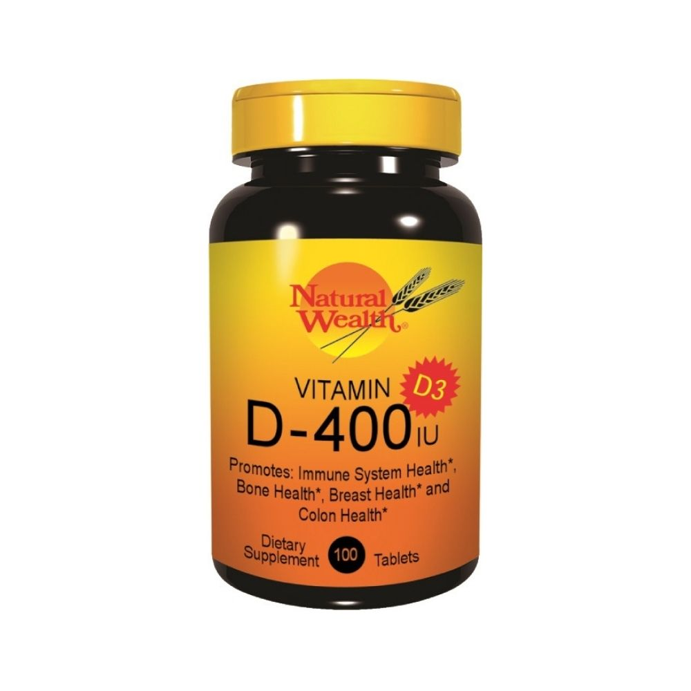Vitamin D-400iu