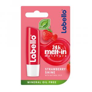 Nivea labello strawberry