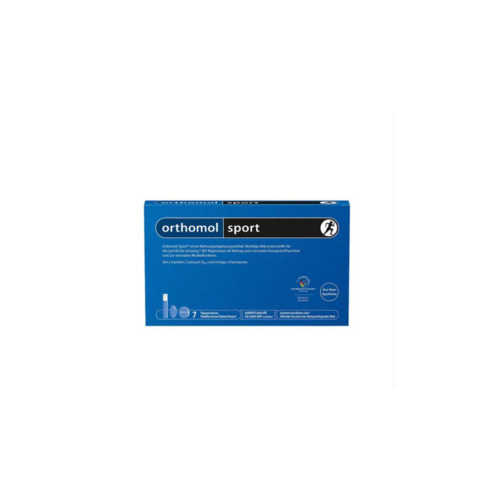 Orthomol sport bottles a7