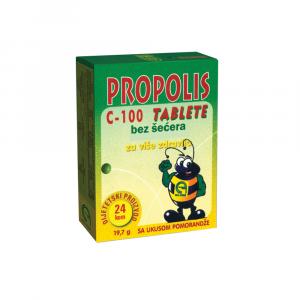 Propolis tablete bez šećera