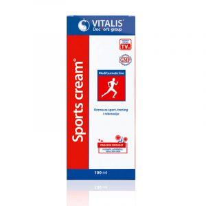 Vitalis Sports cream, 100ml