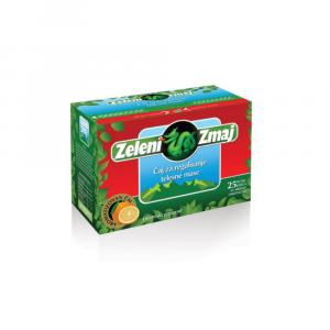 Zeleni zmaj filter čaj
