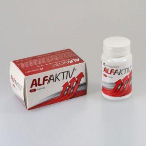 Alfa aktiv, 60 kapsula