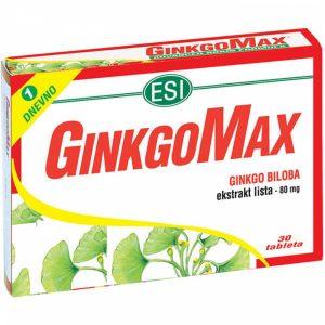 Ginkgomax tablete