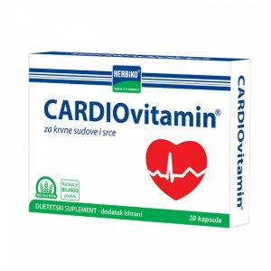 Cardio vitamin