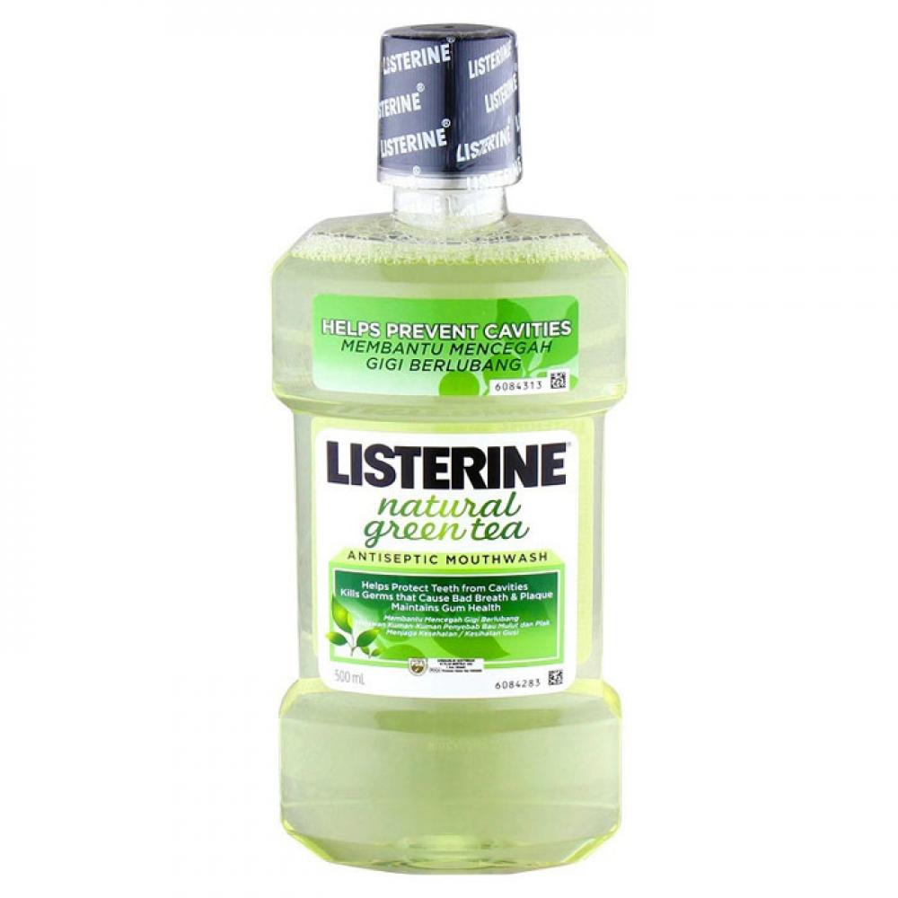 Listerin green tea