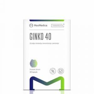 MaxMedica Ginko 40