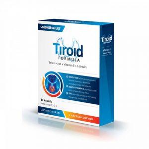 Tiroid formula kapsule