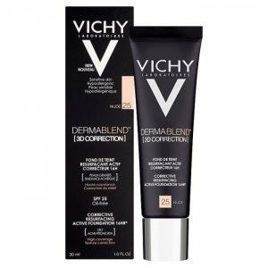Vichy dermablend tečni puder