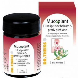 Mucoplant Eukaliptusov balzalm S protiv prehlade