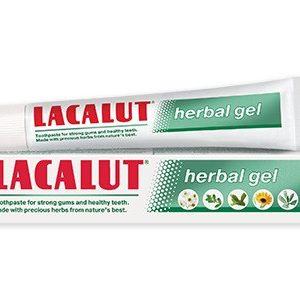 Lacalut Herbal gel