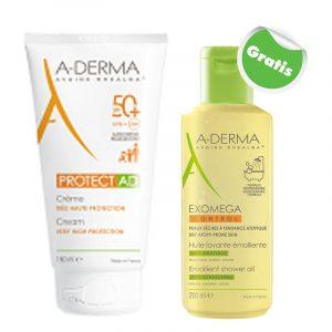 ADERMA PROTECT AD KREMA SPF50+ 150ml + EXOMEGA ULJE 200ML GRATIS