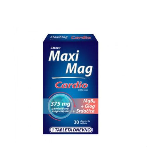 MaxiMag Cardio 375mg