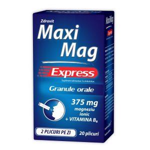 MaxiMag Express 375mg