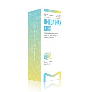 Maxmedica Omega Max kids