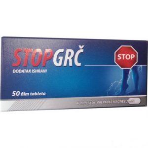Stop grč 50 tableta