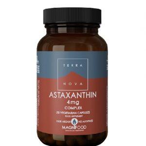 Terranova Astaksantin 4mg A50 cps