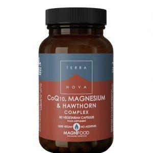 Terranova CoQ10, magnezijum i glog kompleks
