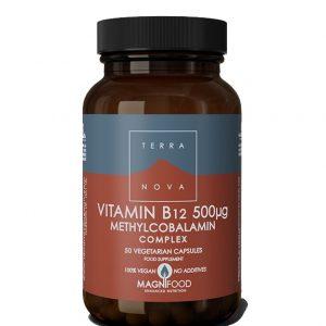 Terranova Vitamin B12 A50 cps