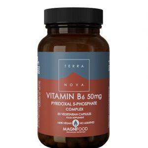 Terranova Vitamin B6 A50 cps