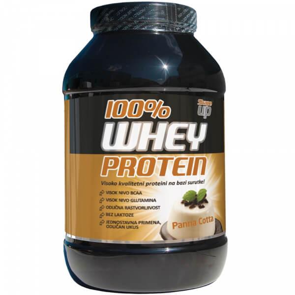 Whey Protein: Visoko kvalitetni proteini na bazi surutke