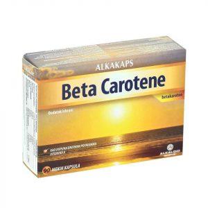 Beta Caroten Alkakaps 90 kapsula