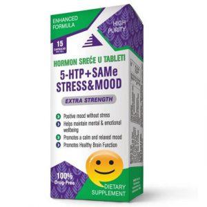 5htp + SAMe Stress&Mood extra Strength