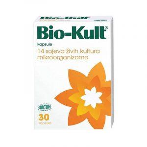 Bi-Kult 14 sojeva zivih mikroorganizama 30 cps