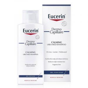 Eucerin DermoCapillaire šampon za suvu kožu glave i suvu kosu 250 ml