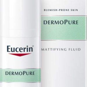 Eucerin DermoPure Matirajući fluid za masnu kožu lica 50 ml