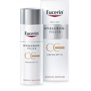 Eucerin Hyaluron-Filler CC krema tamna SPF15 50 ml