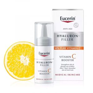 Eucerin Hyaluron-Filler serum sa vitaminom C 3x7,5 ml