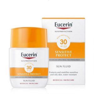 Eucerin sun fluid spf 30, 50ml