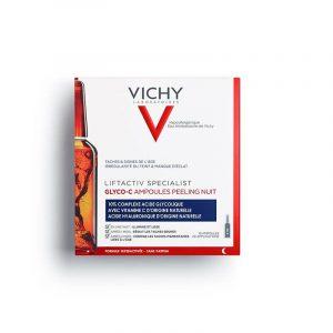 Vichy Liftactiv Specialist Glyco-C noćne piling ampule 10x2ml