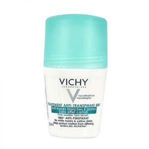 Vichy deodorant roll-on dezodorans protiv belih tragova i žutih fleka 50 ml
