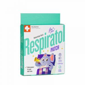 Respiratol flasteri 5x5cm A5