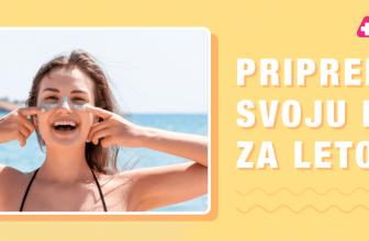 7 načina da pripremite svoju kožu za leto